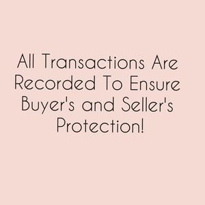 Accessories - 📹 All Sales Transactions Are Recorded 📹